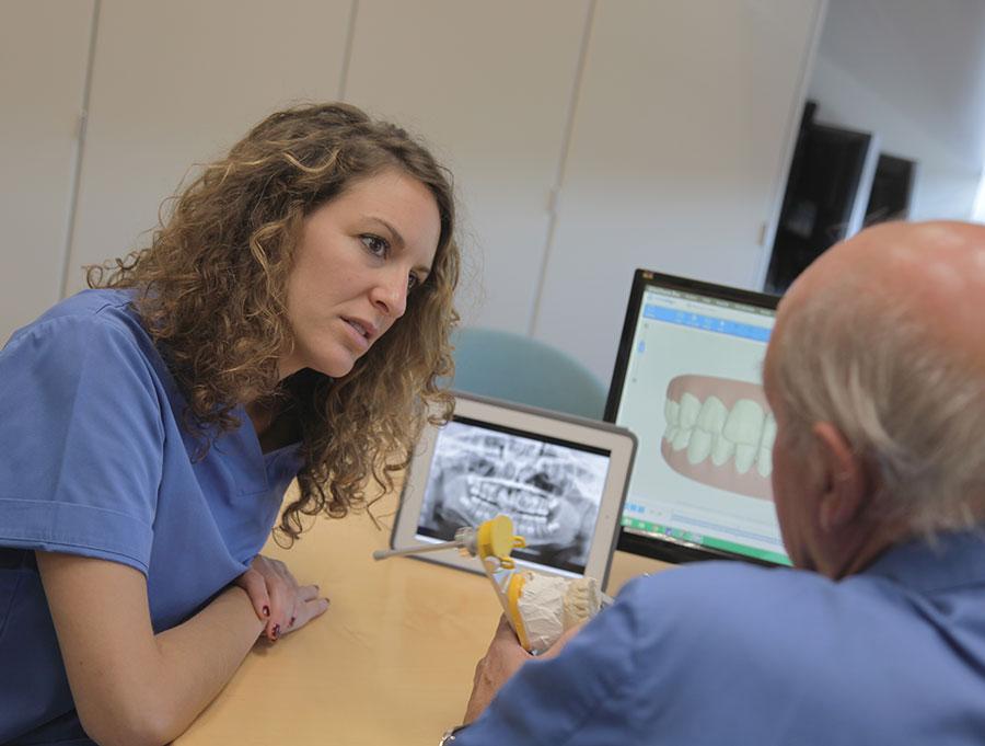 Diagnóstico del dolor y dolencias en la Articulación Temporo-Mandibular