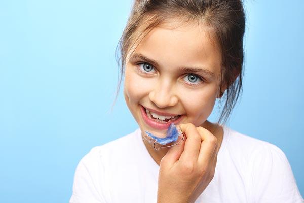 Tipos de aparatos en Ortodoncia infantil