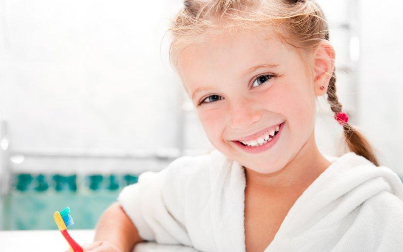 8 consejos para una correcta higiene bucal en niños