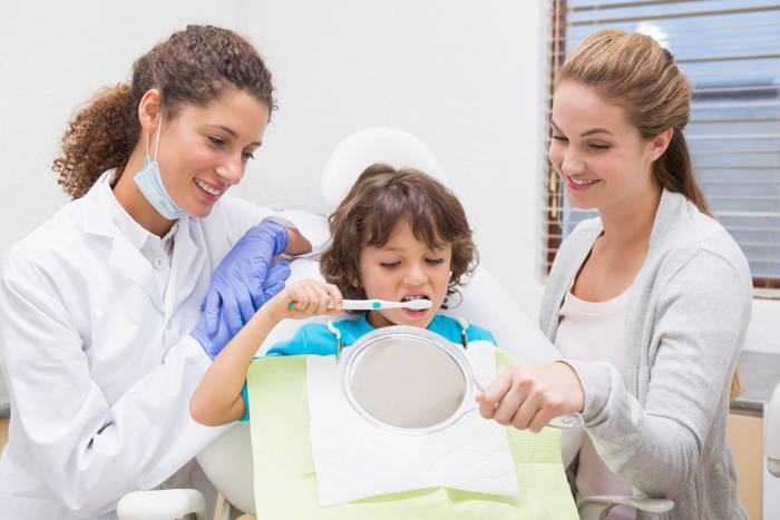 Cómo superar el miedo al dentista en los niños